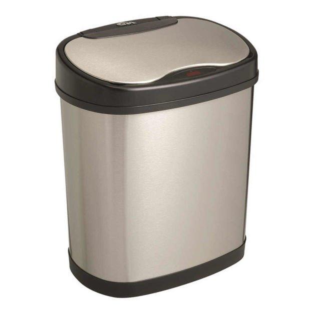 bezdotykowy kosz na śmieci