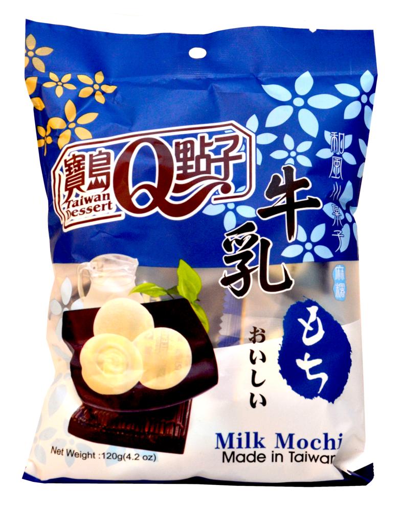 Milk Mochi 120g Royal Family