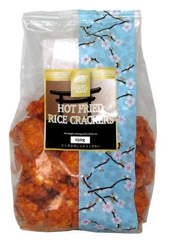 krakersy ryżowe