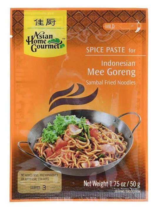Indonezyjska Pasta Nasi Goreng