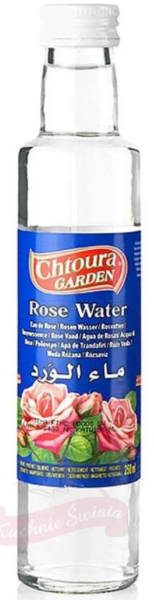 woda z róży