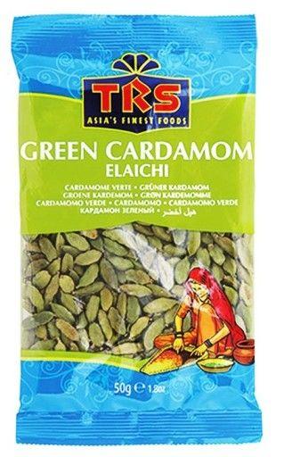 Kardamon zielony