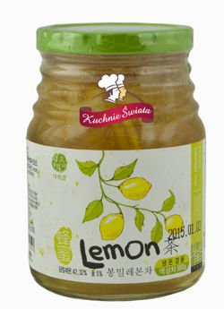 Konfitura / herbata koreańska Honey Lemon Tea 580g Hosan