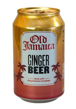 Old Jamaica Ginger Beer, piwo imbirowe 330ml