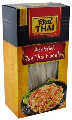 Makaron ryżowy Pad Thai 10mm 375g Real Thai