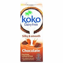 Koko Coconut Chocolate Milk 1L alternatywa dla mleka krowiego
