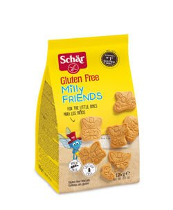 Milly Friends, herbatniki 125g Schar