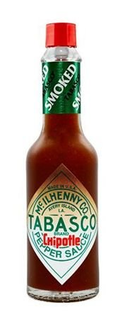 Sos Tabasco Chipotle 140ml
