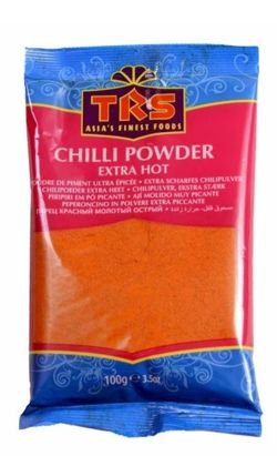 Chilli w proszku, extra hot 100g TRS