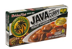 Gulasz japoński Java Curry Chukara 185g
