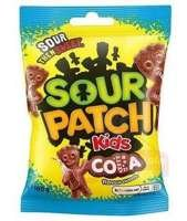 Kwaśne żelki Sour Patch Kids Cola 160g