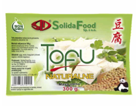 Tofu naturalne 300g Solida Food