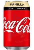 Coca Cola Vanilla Zero Sugar 330ml