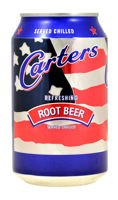 Carters Root Beer 330ml.