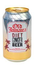 Old Jamaica Diet Ginger Beer, piwo imbirowe bez cukru 330ml