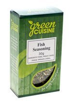 Przyprawa do ryb, Fish Seasoning 30g Green Cuisine
