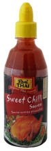 Sos Sweet Chilli, słodko-pikantny 430ml Real Thai
