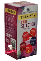 Twinings Fruit Selection 25 torebek. Herbata owocowa.