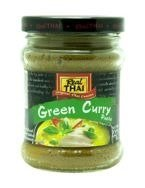 Zielona pasta curry 227g. Real Thai