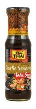 Sos czosnkowo - sezamowy do woka 130ml Real Thai